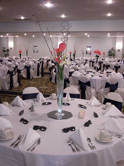 Home the golden leaf banquet center and reception hall quad cities reception hall image junglespirit Image collections